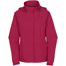 VAUDE Escape Bike Light Veste Femme, crimson red